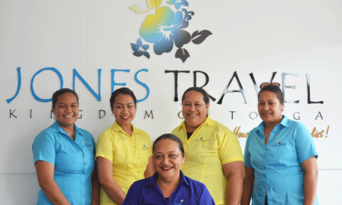 About Us - Jones Travel Team