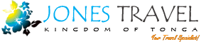 Jones Travel & Tours | Tonga Travel | Contact Us - Jones Travel & Tours