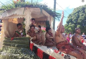 Local Event | Heilala Festival in Tonga