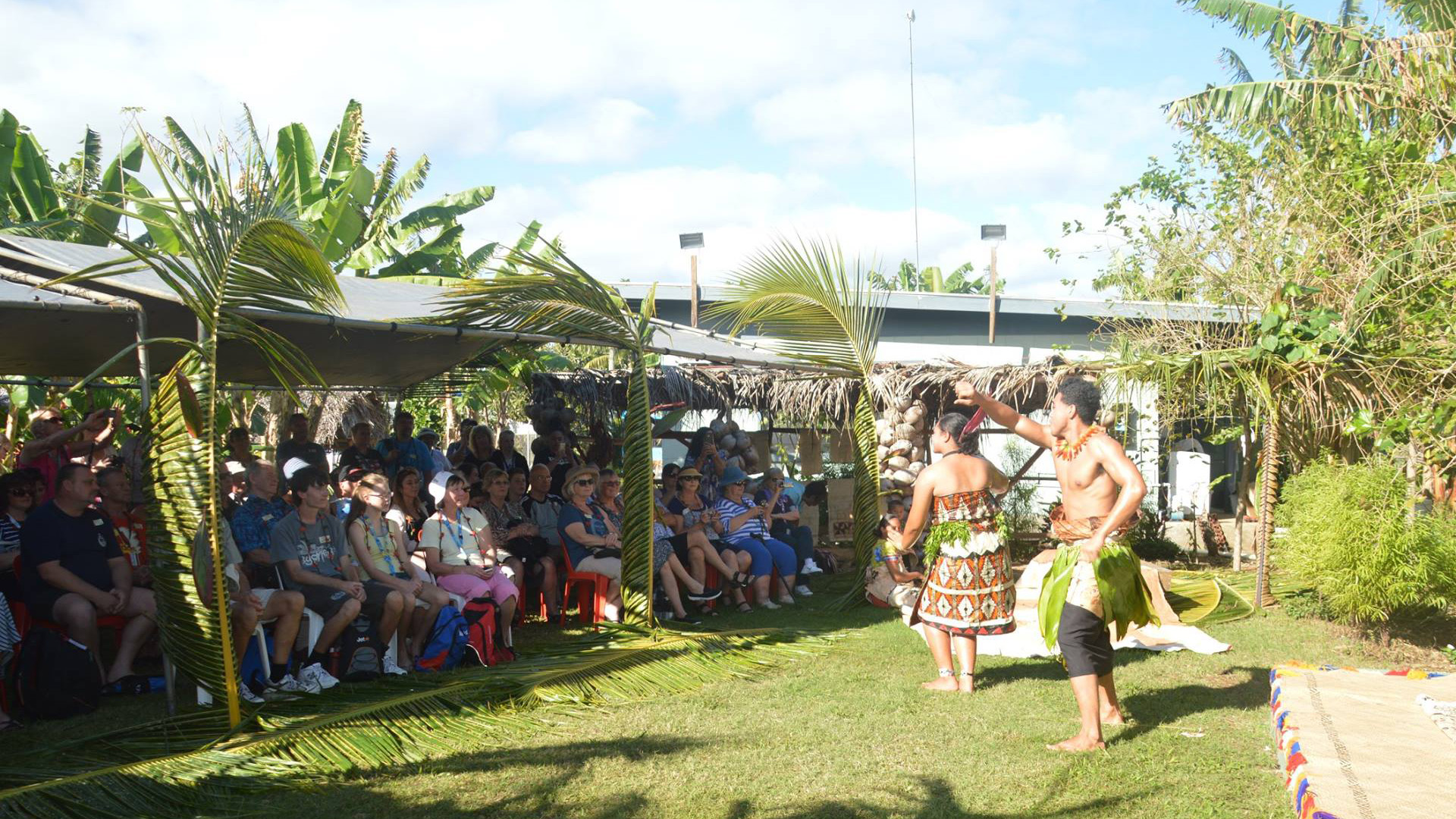 Ancient Tonga Cultural Tour Activities