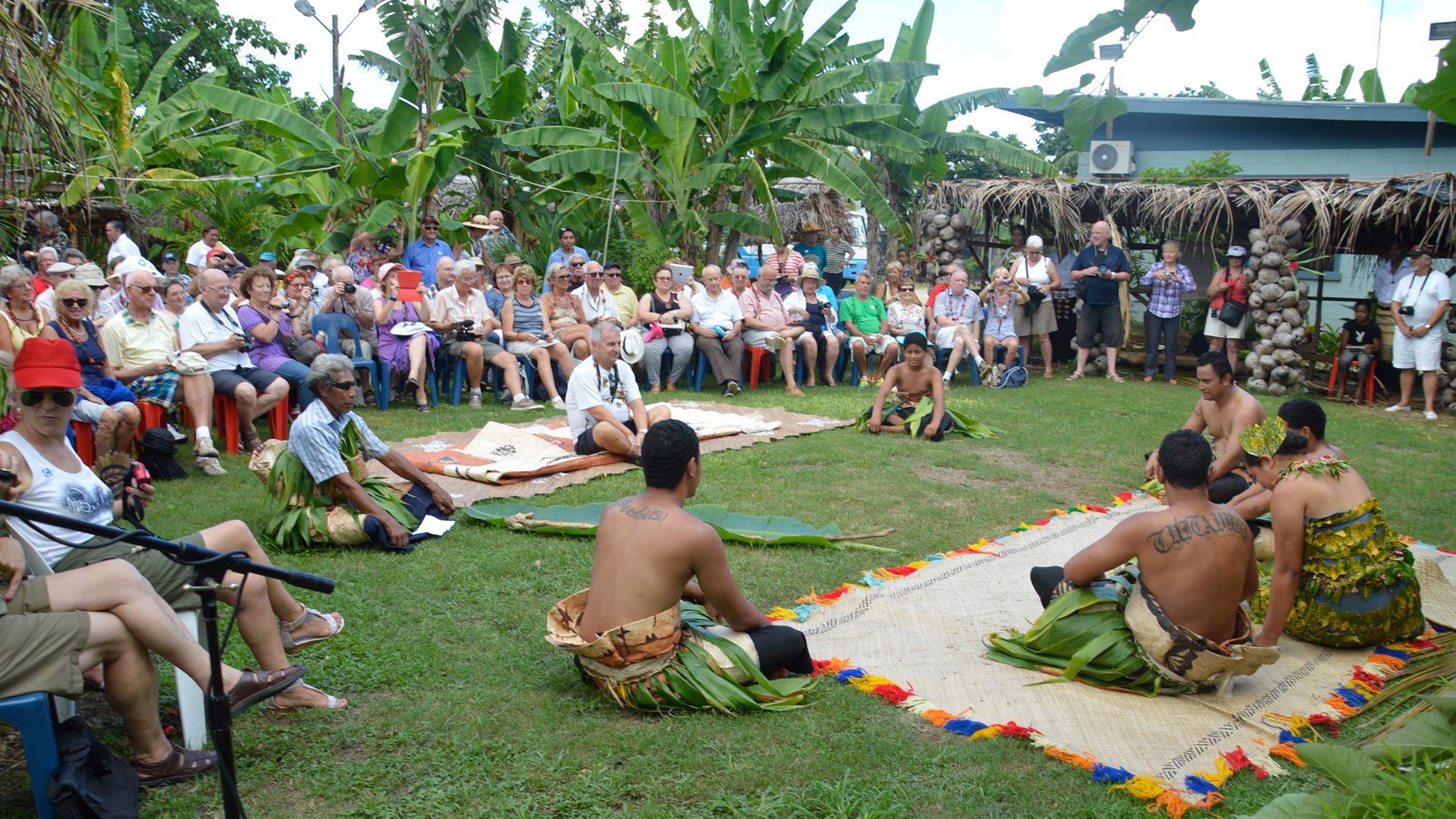 Ancient Tonga - Cultural Tour Activity