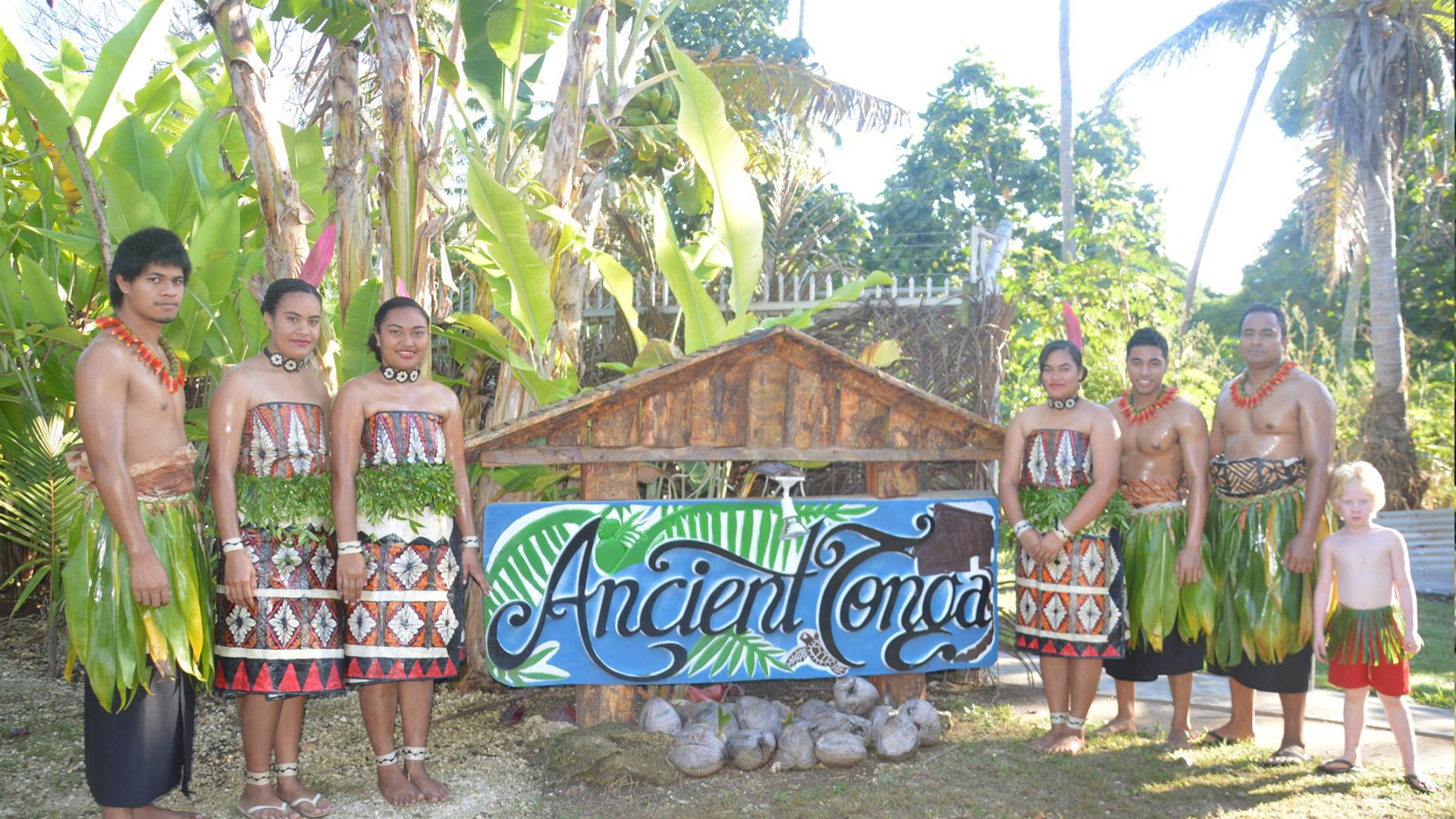 Ancient Tonga - Cultural Tour