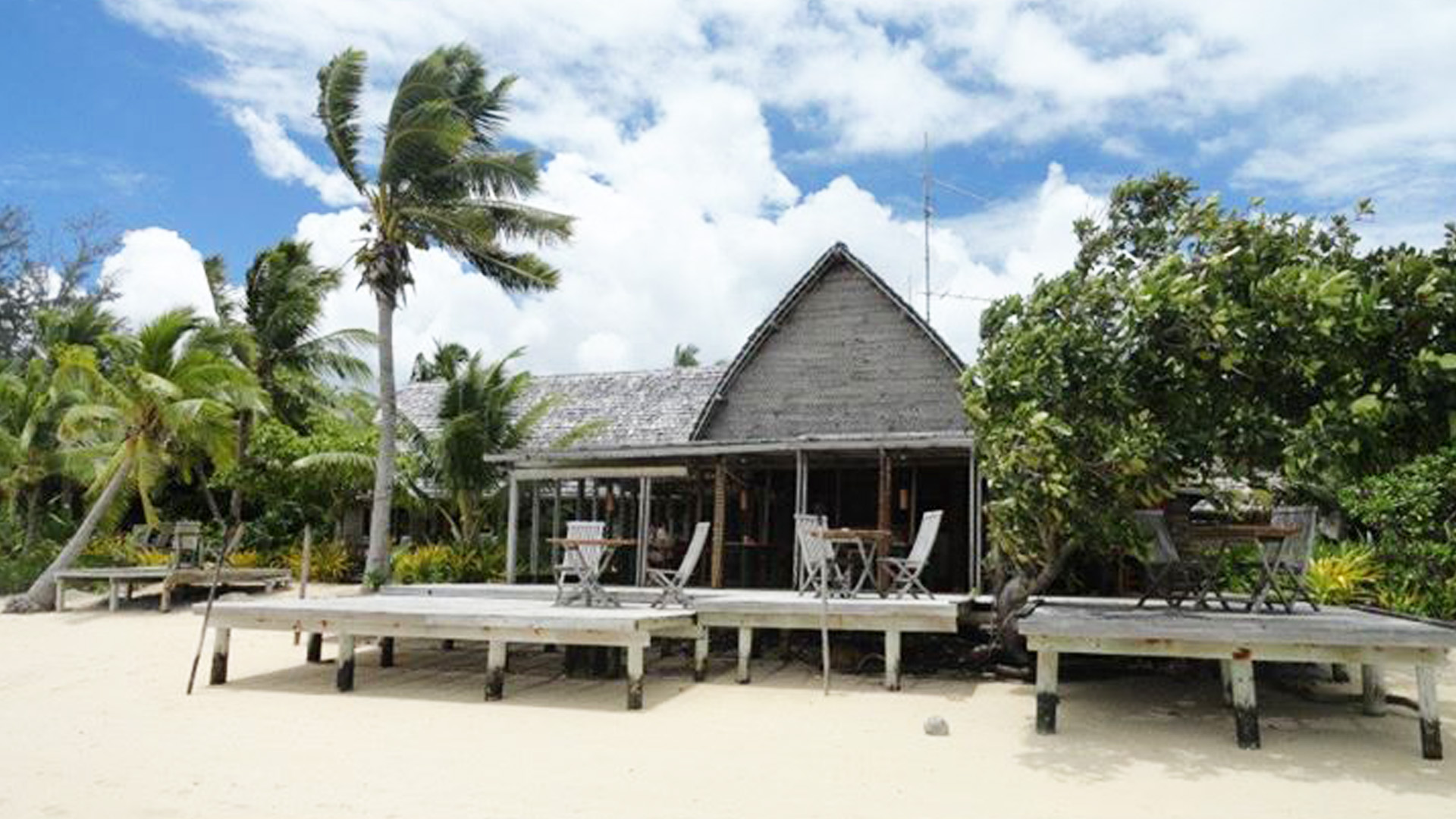 Fafa Island - Tonga Tours, Beach and Accommodation