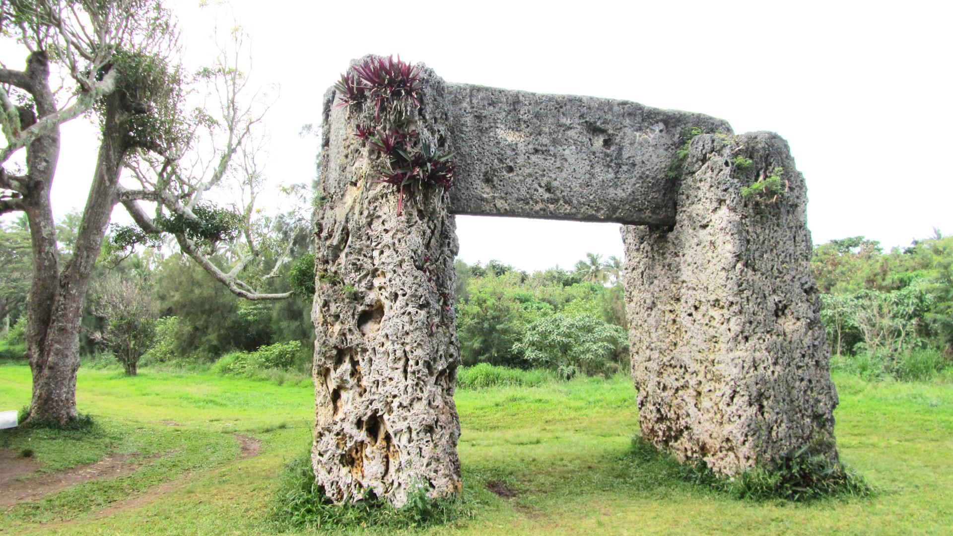 Haamonga Tonga Tours