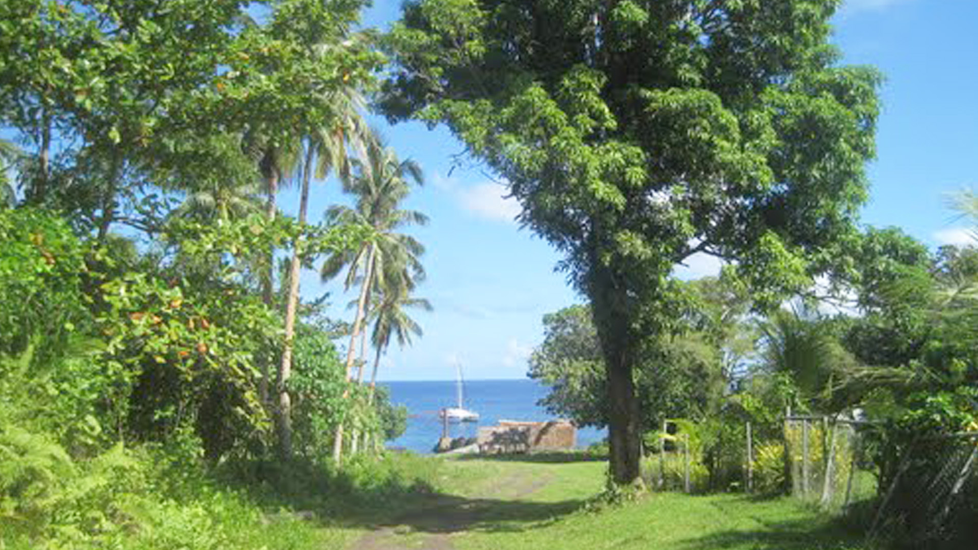 Hiking Tour - Niuafo'ou Tonga