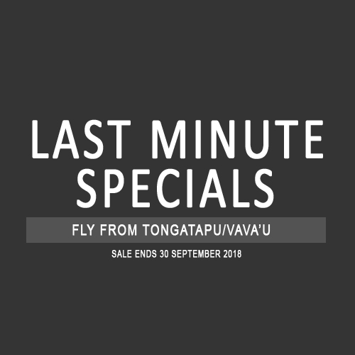 Find Tonga Cheap Flights