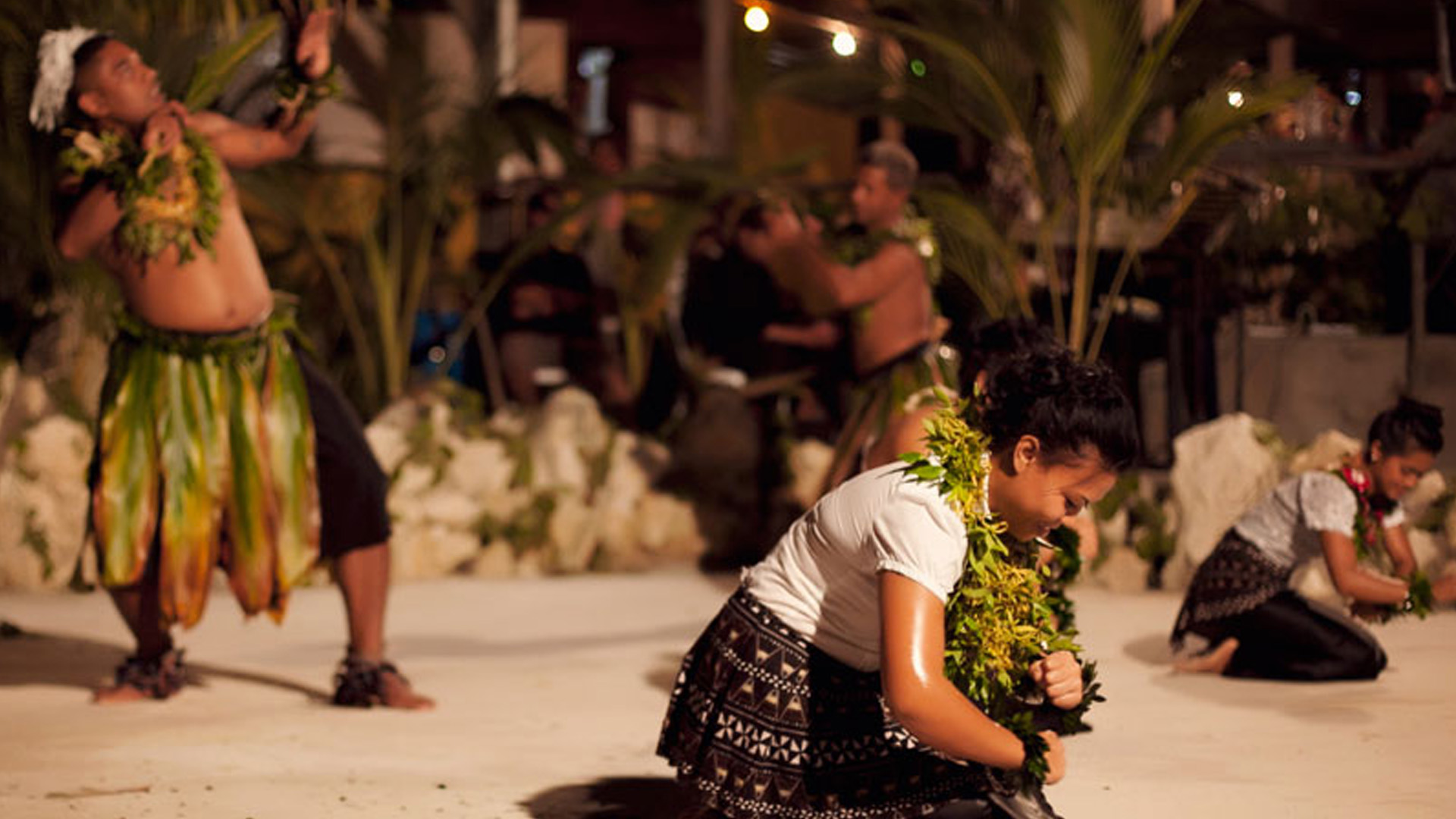 Liku'alofa Cultural Show