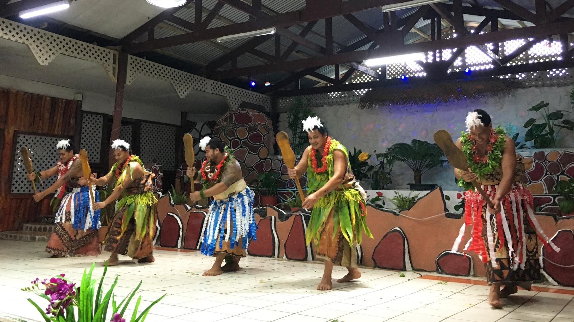 Liku'alofa Scenic Drive - Costa Cruise