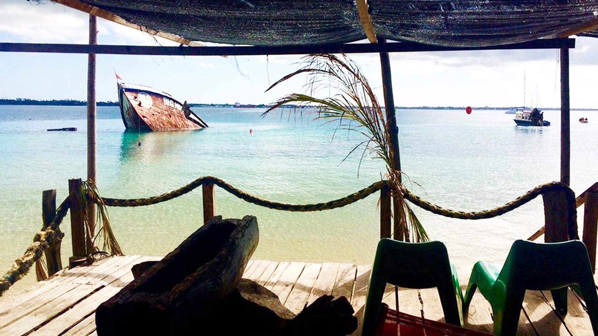 Pangaimotu Resort - Tonga