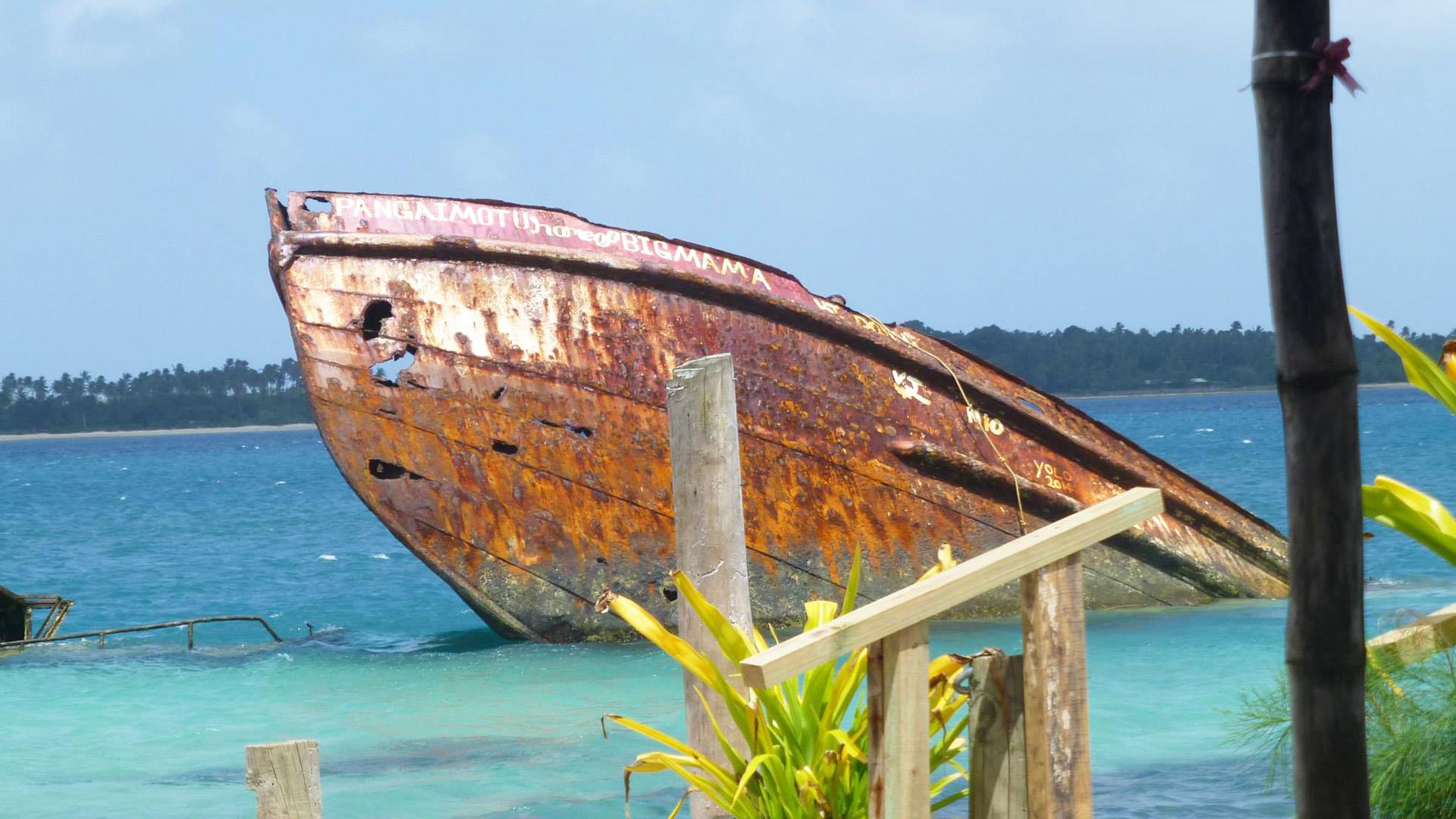 Pangaimotu - Tonga Tours & Accommodations Nuku'alofa