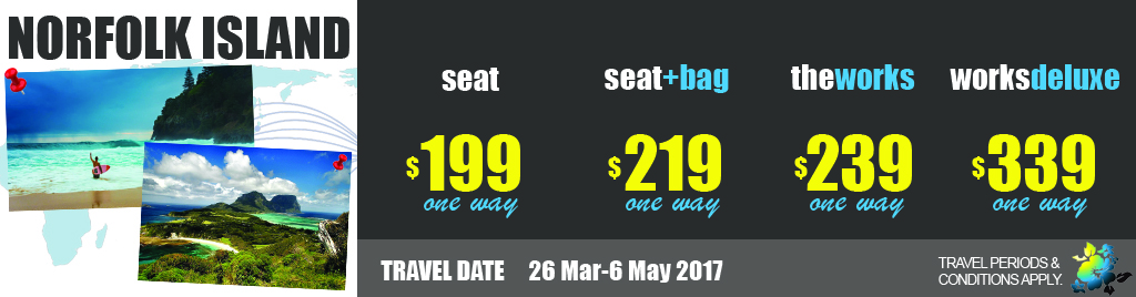 Air New Zealand - 72hr Island Sale